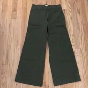 Madewell Wide Leg Pants